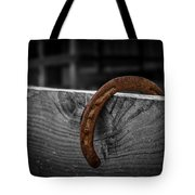 Rusty Shoe Tote Bag
