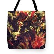 Rusty Tulip Tote Bag