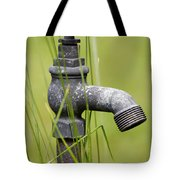 Rusty Water Supply Point Tote Bag