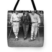 Ruth, Dunn And Bentley Tote Bag