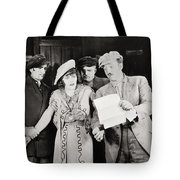 Ruth Of The Rockies, 1920 Tote Bag