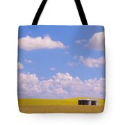 Rye, Canola And Grainery, Bruxelles Tote Bag