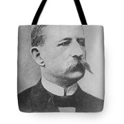 S. A. Andr�e, Swedish Engineer Tote Bag by Science Source