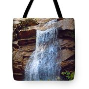 Sabbath Day Waterfall Tote Bag