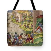 Sack Of Cartagena, C1544 Tote Bag