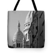 Sacre Coeur View Tote Bag