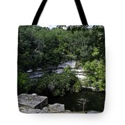 Sacred Well Tote Bag