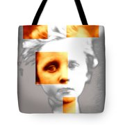 Sad Boy Tote Bag