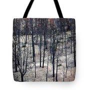 Sad Forest Tote Bag