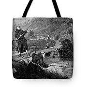 Sadler: Fishing, 1875 Tote Bag