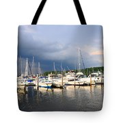 Safe Harbor Tote Bag