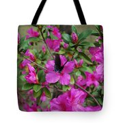 Safe Landing Tote Bag