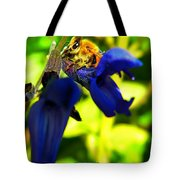 Sage And Bee Number Two Tote Bag