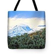 Sage Mountain Tote Bag