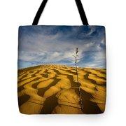 Sahara Desert, Tunisia, Africa Tote Bag