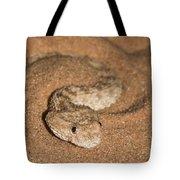 Sahara Sand Viper Cerastes Vipera Tote Bag