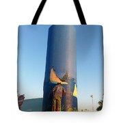 Sailfish Splash Park Mural 11 Tote Bag