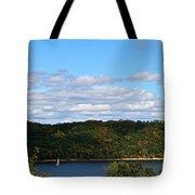 Sailing Summer Away Tote Bag