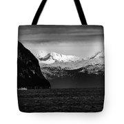 Sailing To Valdez Tote Bag