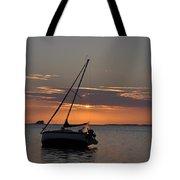 Sailor's Sunset Tote Bag