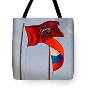 Sails Of Hope Tote Bag