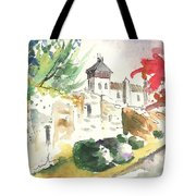 Saint Bertrand De Comminges 04 Tote Bag