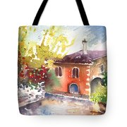 Saint Bertrand De Comminges 13 Tote Bag