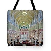 Saint Bridgets Gothic Church Tote Bag