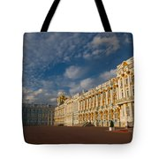 Saint Catherine Palace Tote Bag by David Smith