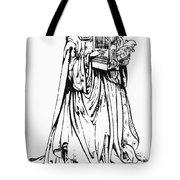 Saint Cecilia Tote Bag by Granger
