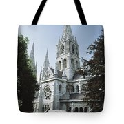 Saint Finbarres Cathedral, Cork City Tote Bag