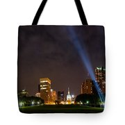 Saint Louis Lights Tote Bag
