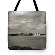 Saint-malo From Dinard. Tote Bag