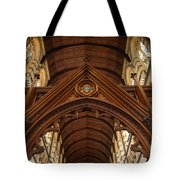 Saint Marys Church Interior 1 Tote Bag
