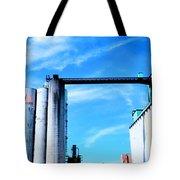 Saint Mary's Grain Mill Tote Bag