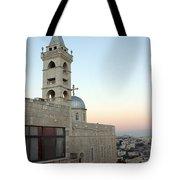 Saint Nicholas Church Beit Jala Tote Bag