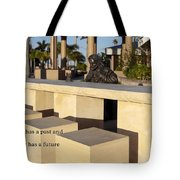 Saints And Sinners Tote Bag