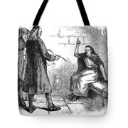 Salem Trials: Martha Corey Tote Bag by Granger