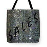 Sales Gallery Tote Bag