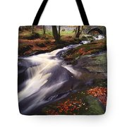 Sally Gap, County Wicklow, Ireland Tote Bag