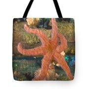 Sally Starfish Tote Bag