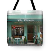 Salon De The Tote Bag