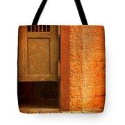 Saloon Doors Tote Bag