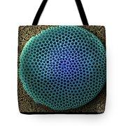 Saltwater Diatom Tote Bag