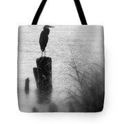 Saltwater Sentry Tote Bag