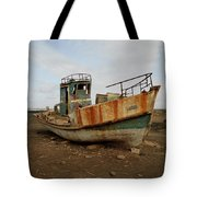 Salty Remains Tote Bag
