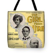 Same Sort Of Girl Tote Bag by Mel Thompson