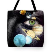 Same Universe Tote Bag