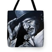 Sammy Davis Jr Tote Bag