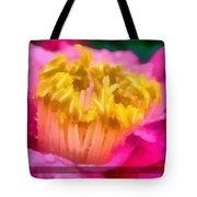Sample-camellia Tote Bag